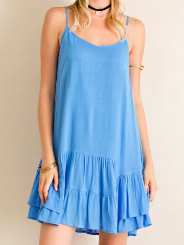 Island Hopper Dress | Ocean