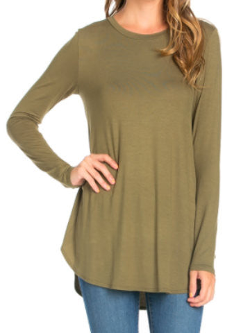 One for the Road Tunic Top