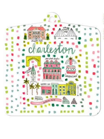 Charleston Holiday Ornament