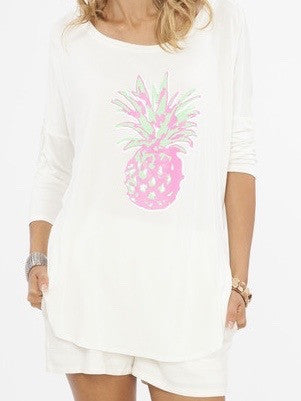 Charleston Pineapple Top | Sassy Shortcake | sassyshortcake.com