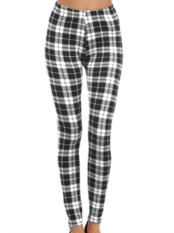 Fleece Lined Leggings | sassyshortcake.com