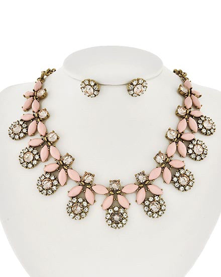 Precious Proper in Pink Necklace | Sassy Shortcake Boutique