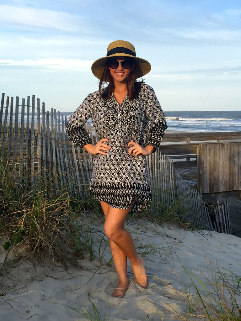 Sand Sea Tunic | Sassy Shortcake