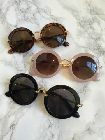 See You Round Sunnies Sunglasses | Sassy Shortcake | sassyshortcake.com