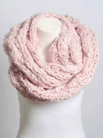 Sweater Infinity Scarf