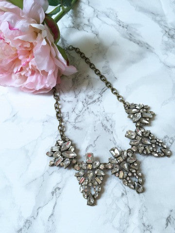 statement necklace | sassy shortcake
