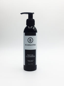Facial Cleanser Green Tea & Charcoal