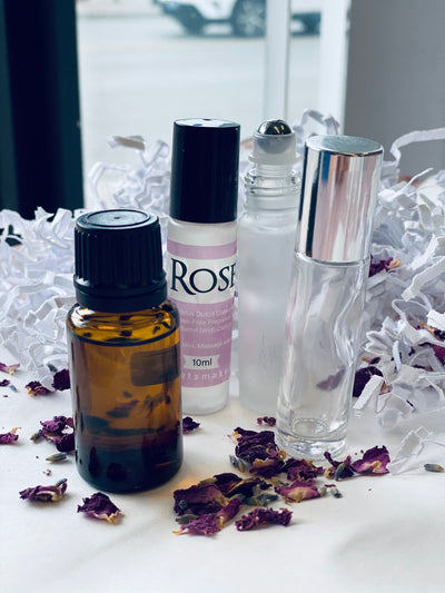 DIY Roll-on Perfume Kit
