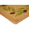 Evergreen Mat - 30 x 48 - Personalized-Heavy Duty Cocomat-Accentuary