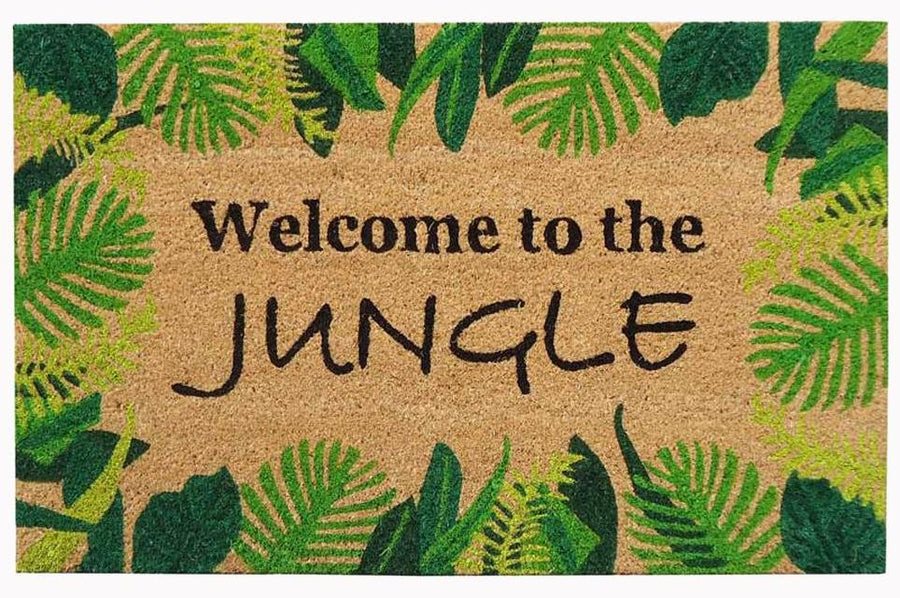 SuperScraper Mat - Welcome-to-the-Jungle