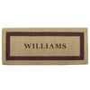 Single Picture Frame Mat - (24 x 57) - Personalized - 3 Colors Available-Heavy Duty Cocomat-Accentuary