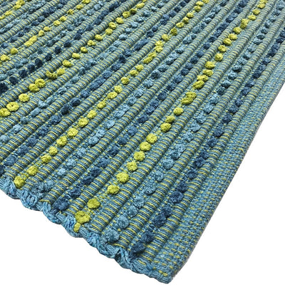Cotton Bud Accent Rug-Accent Rugs-Accentuary