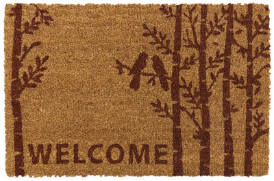 SuperScraper Mat - Forest Welcome