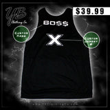 "Custom - ""New Jersey Rich Wolvez"" - Basketball Training Jersey"