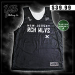 "Custom - ""New Jersey Rich Wolvez"" - Basketball Scrimmage Jersey"