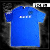 """Boss"" - Short Sleeve T-Shirt"