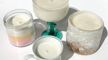Picking Your Perfect DIY Candle Container