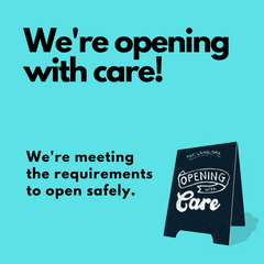 Opening with Care