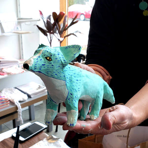 [Online] Paper Mache Workshop