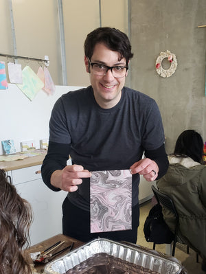 art class for adults in portland