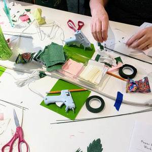 paper craft workshop in portland