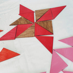Geometric Woodworking Art Workshop