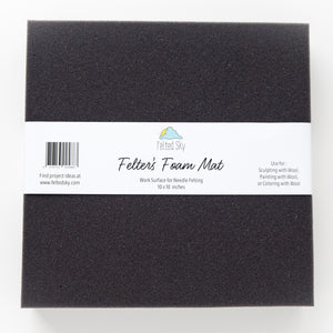 needle felting foam mat