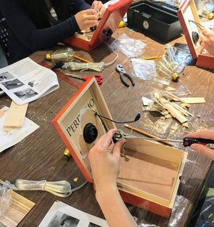 wood craft class portland