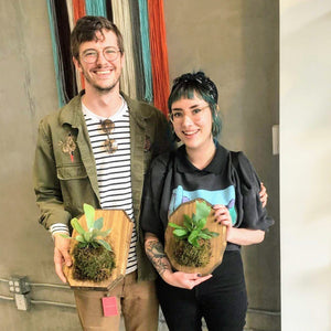 fun date night plant class in portland