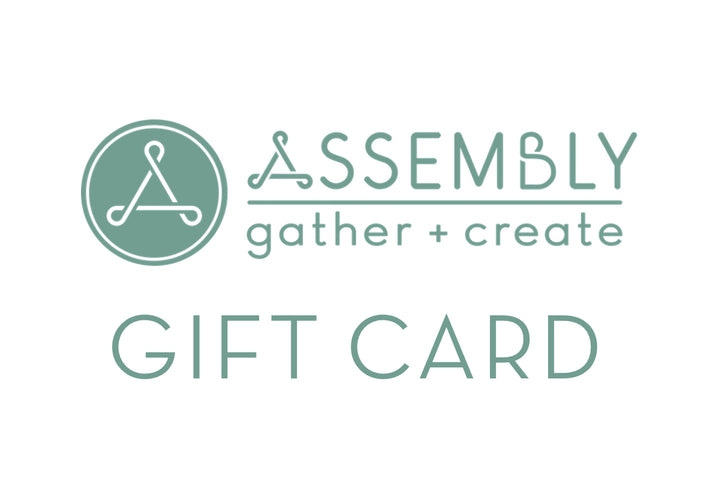 Physical Gift Cards (FROM $10-$250)