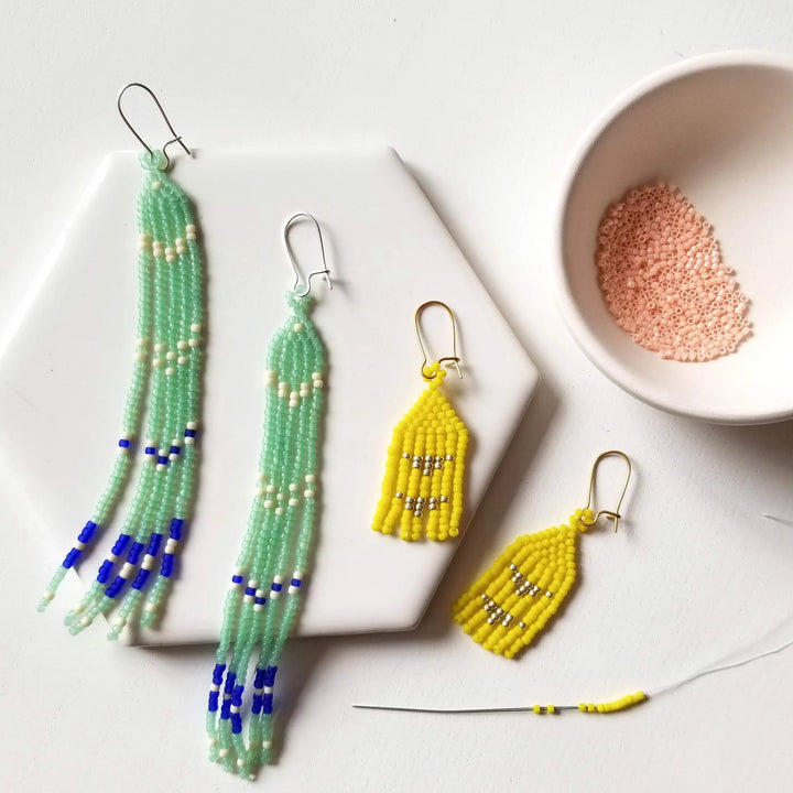 beading jewelry making class portland