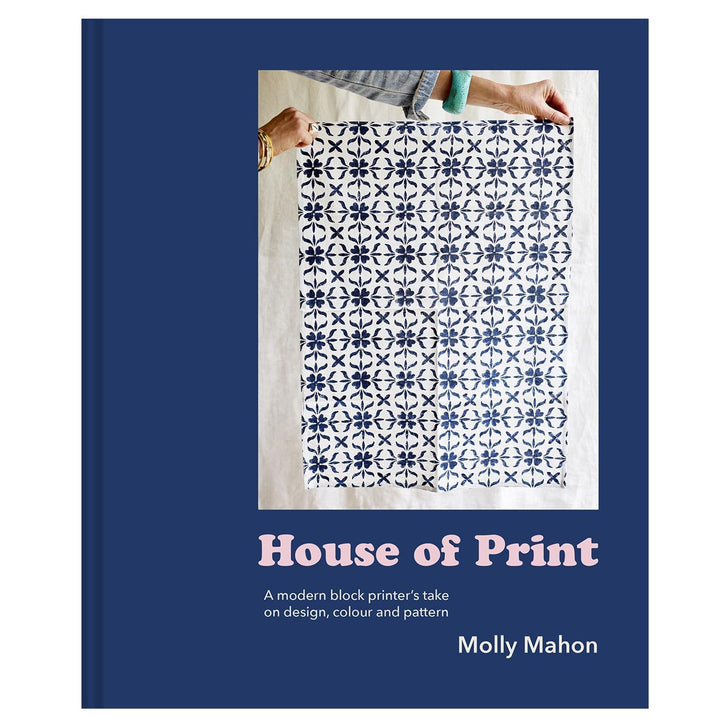 blockprinting book House of Print