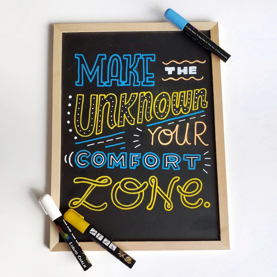 Chalkboard Art & Lettering Workshop