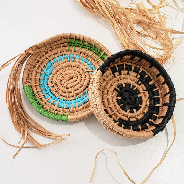 [Online] Coiled Raffia Basket Making Class