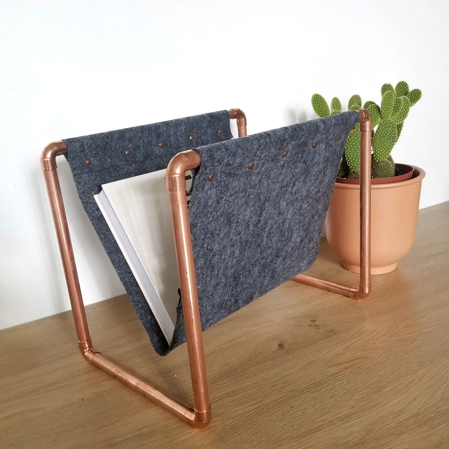 copper pipe diy metal craft workshop