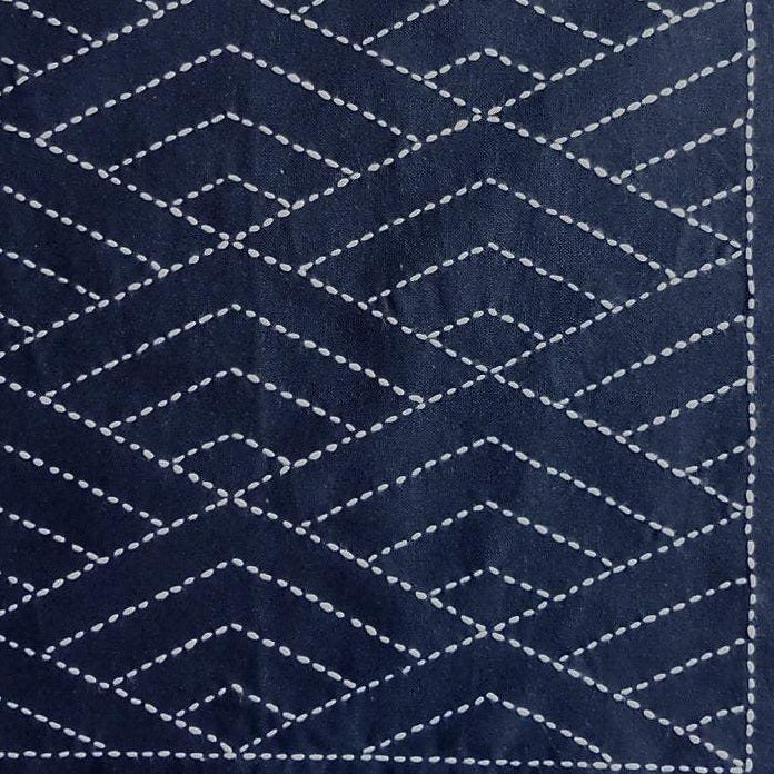 sashiko embroidery fabric