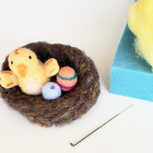 Needle Felting Supply Kit