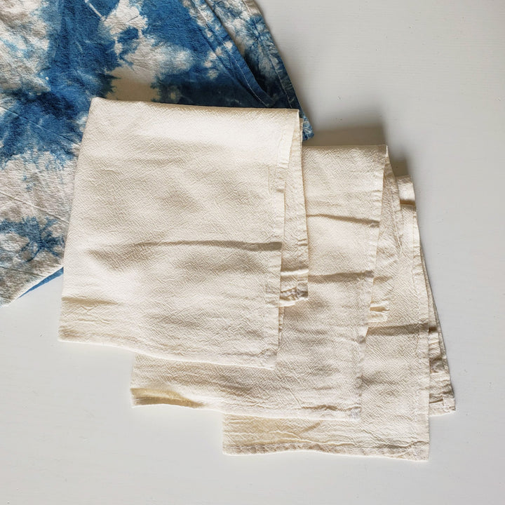 dyeable cloth napkin towel