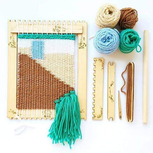 black sheep goods pop out weaving loom kit