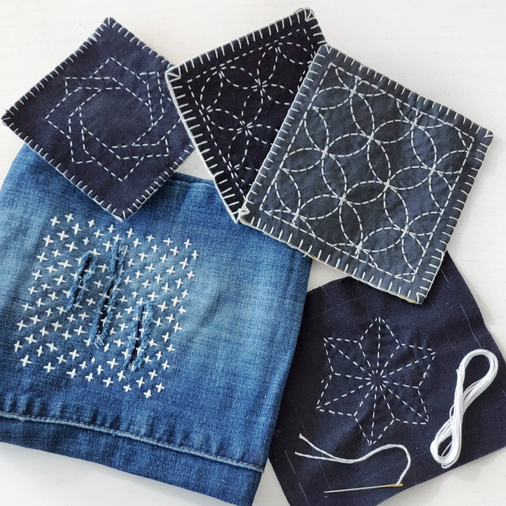 sashiko embroidery workshop