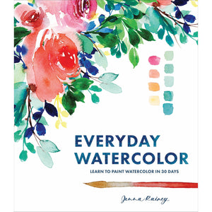 Beginner's Watercolor Supply Kit