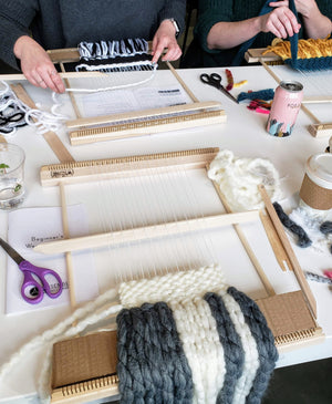 Frame Loom Weaving Workshop