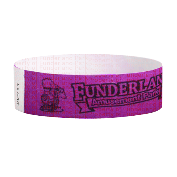 WEEKDAY Unlimited Ride Wristband