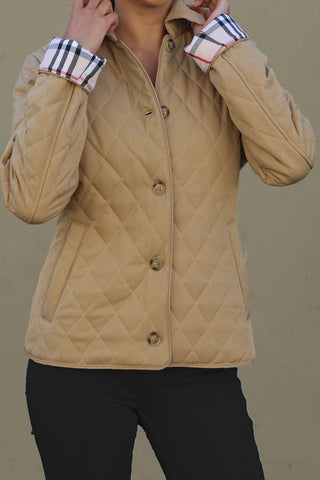 THE CLASSIC QUILTED JACKET