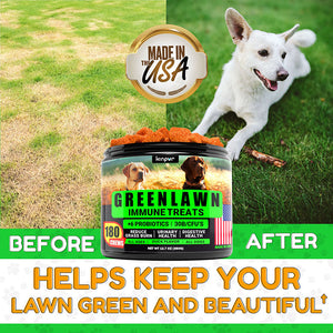 Green Lawn Immune Treats