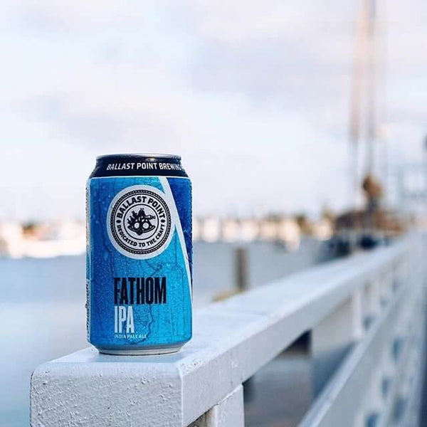 Can of Fathom IPA