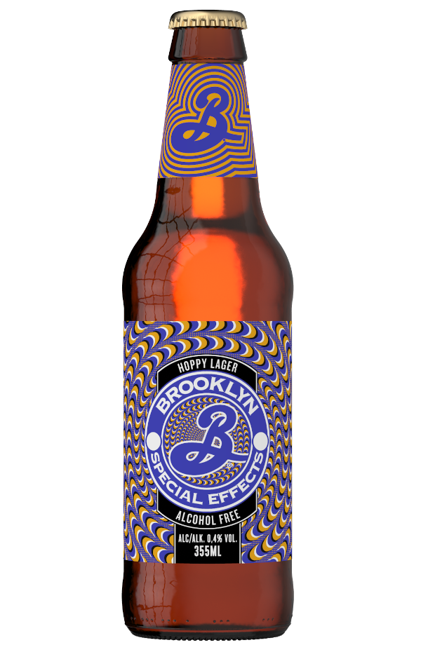 Brooklyn Special Effects Non Alcoholic Lager
