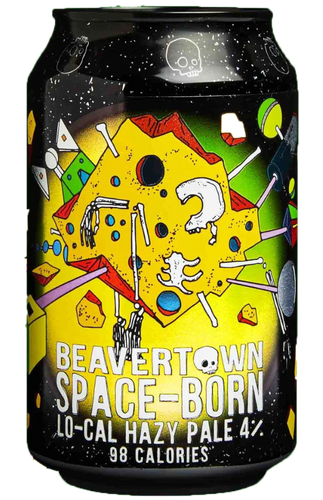 Beavertown Space-Born Pale Ale 330ml can