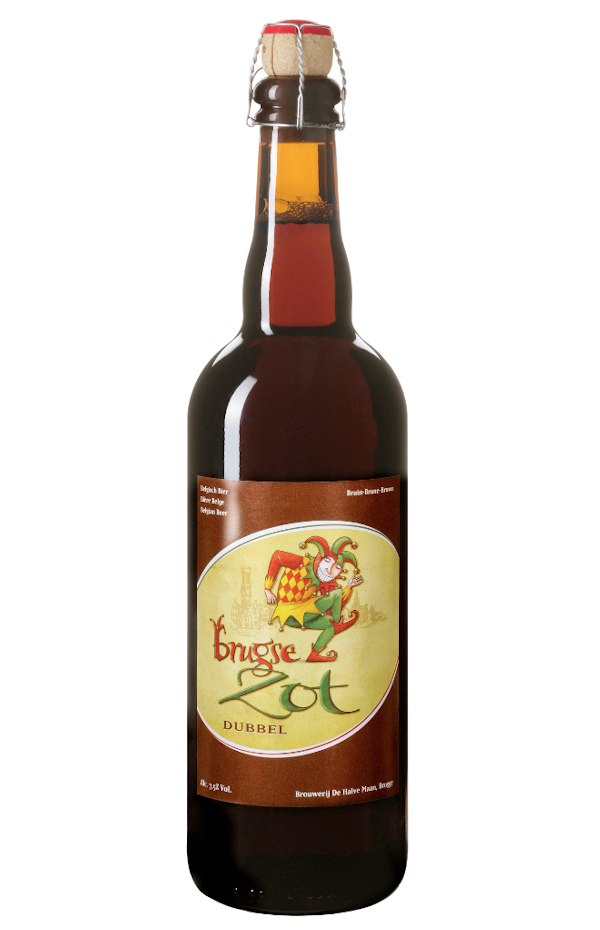 Brugse Zot Dubbel 750ml Bottle