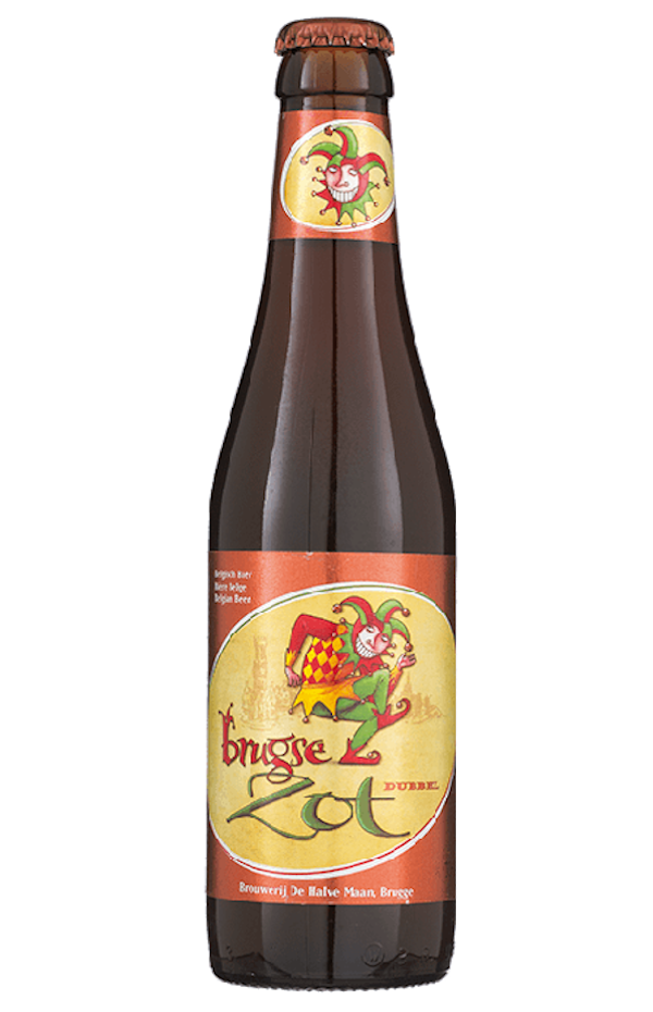 Brugse Zot Dubbel 330ml Bottle